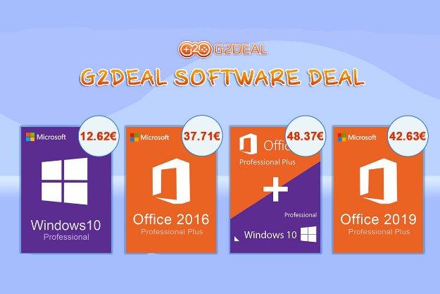 Προσφορά σε Windows 10 και Microsoft Office