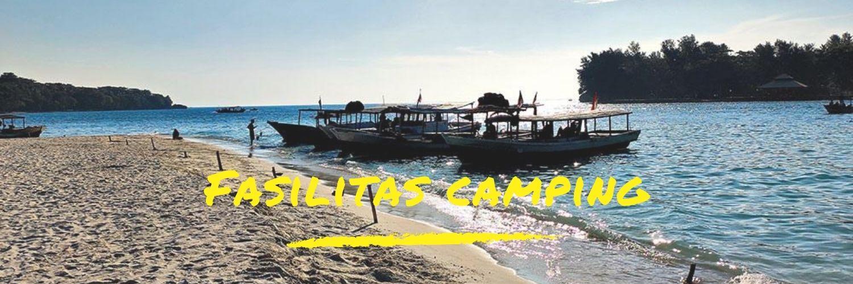 fasilitas wisata camping