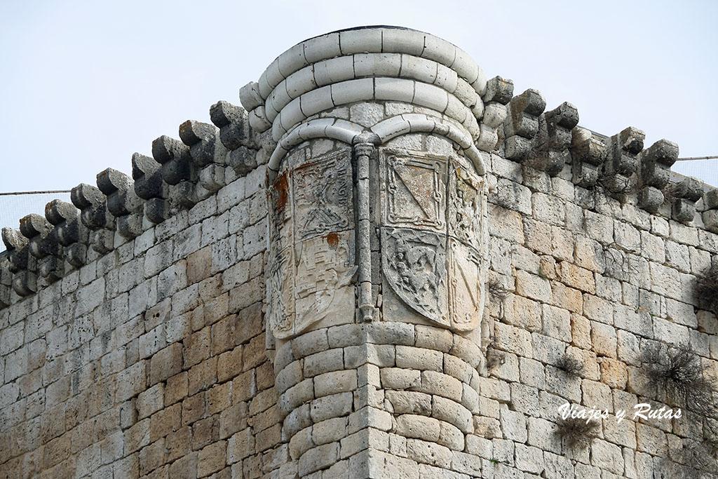 Torre del homenaje del Castillo de Íscar, Valladolid