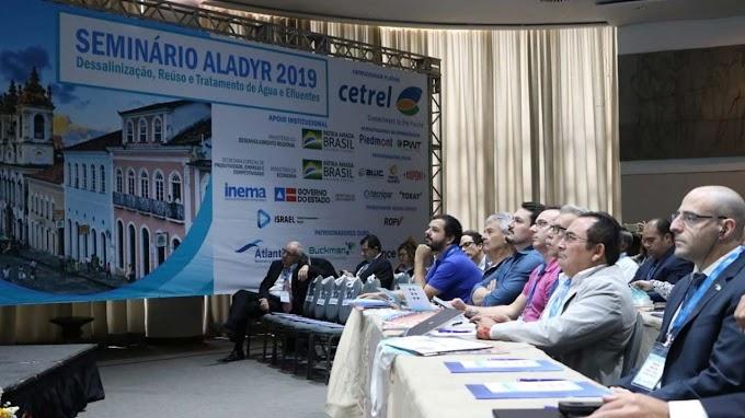 Bahia discute dessalinização e reúso da água na América Latina