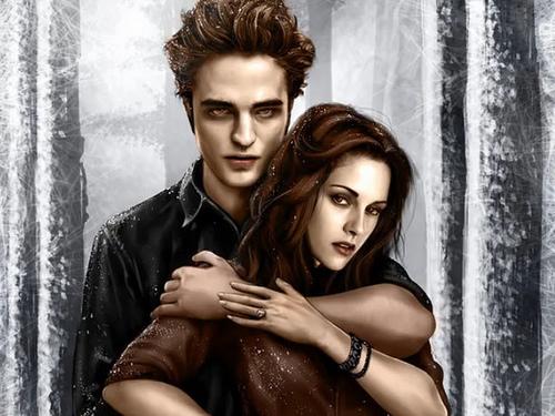 Beyond-Twilight: Edward and Bella Fan art  Beyond-Twilight...