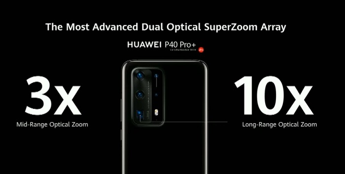 10 Things You Should Know Before Buying Huawei P40 Smartphones SuperSensing Zoom