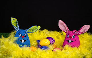 Wielkanocne zajączki – jak zrobić?