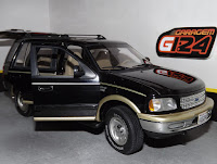 Ford Expedition Eddie Bauer 1998 UT Models 1/18