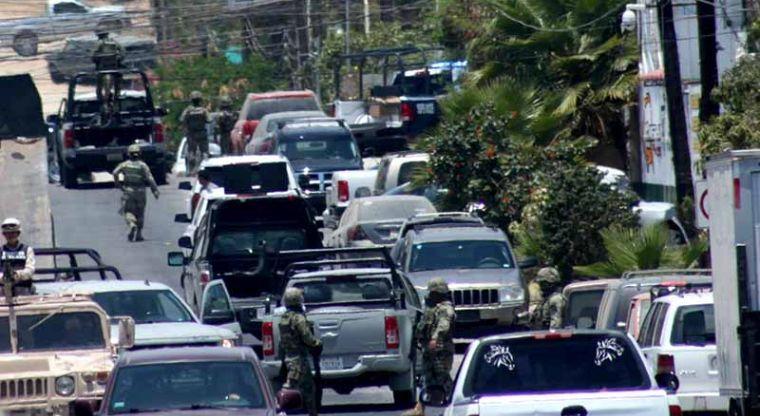 """Capturan a """"El Babay"""" líder del CJNG en Tijuana"""