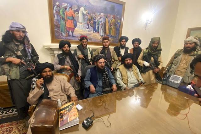 Taliban Istana