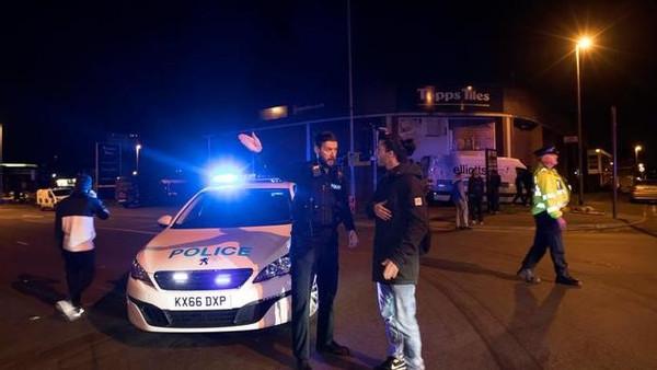 إصابة ثمانية أشخاص صدمتهم سيارة فى أمستردام