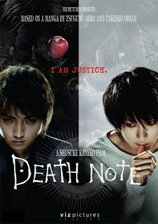 Death Note BluRay Subtitle Indonesia