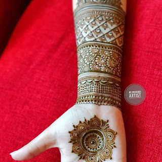 mehandi design 2021 simple and easy