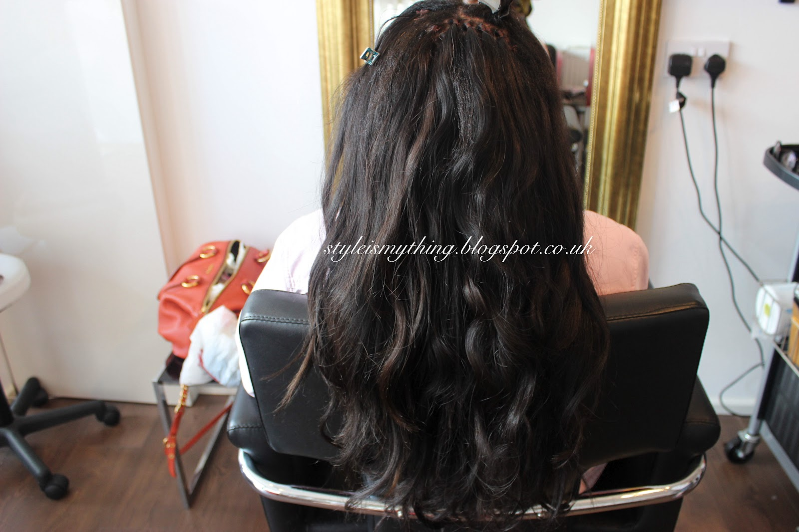 Brazilian Knots hair Extensions "