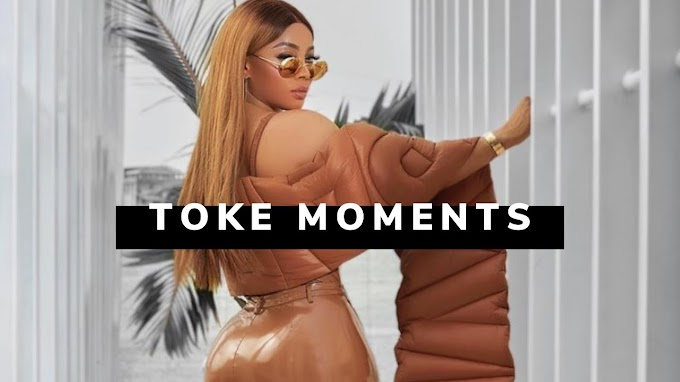"Toke Makinwa Sends Message To Friends Turned Foes In News Episode Of ""Toke Moments"""