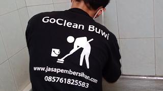 Goclean Buwi dapat order dari Cibodas, Kota Tangerang, Banten