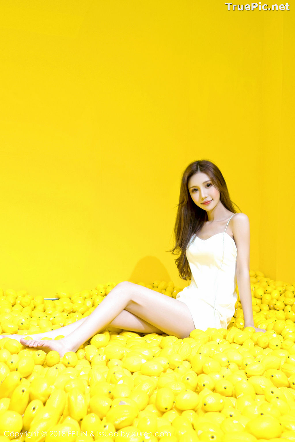 Image FEILIN Vol.170 - Chinese Model 柠柠_Mika - Welcome to Summer Vacation - TruePic.net - Picture-40