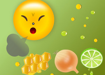Receita Contra Tosse: Xarope de Cebola com Mel e Limão