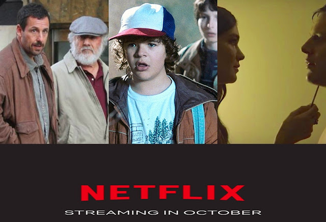 Netflix India, Streaming in October
