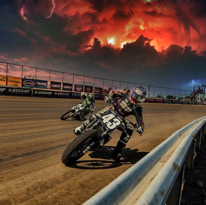 Stranger Things - It's a Dirt-track Apocalypse