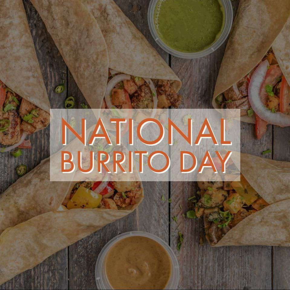 National Burrito Day Wishes for Instagram