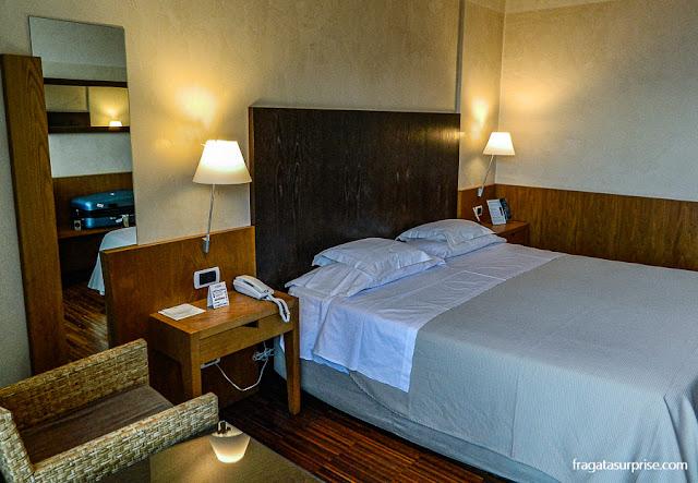 Apartamento do Hotel Monte Tauro, em Taormina
