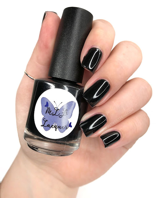 MLF Lacquer Black Hole 25 Sweetpeas