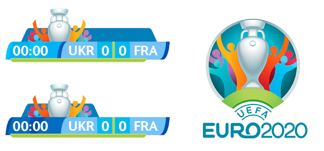 PES 2018 Scoreboard Euro 2020 Fantasy