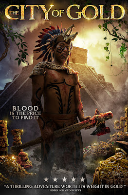 Streaming Releases: City of Gold (2018) – Reviewed