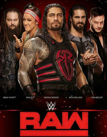 WWE Monday Night Raw 25 May 2020 Full Show 480p HDTV x264 500MB