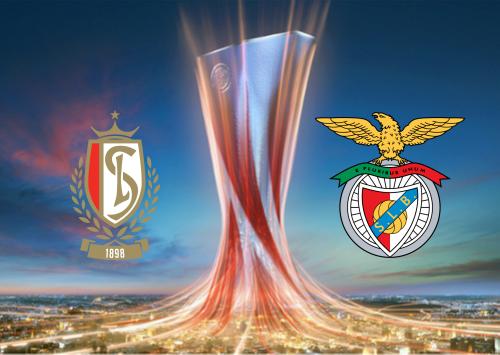 Standard Liège vs Benfica -Highlights 10 December 2020