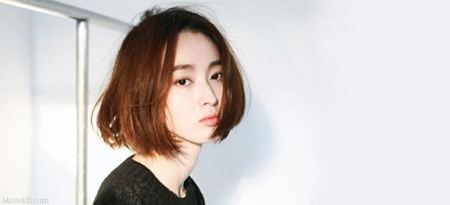 gaya potongan rambut wanita