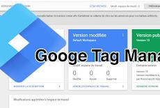 اضافة مدونة بلوجر لاداة Google tag manager