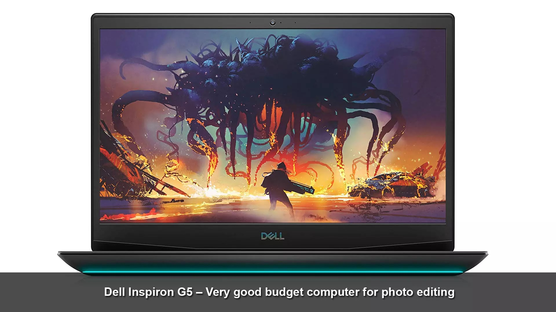Dell Inspiron G5 – very good budget computer for photo editing