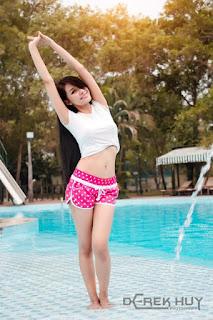 Gái xinh facebook Amy Thùy Dương