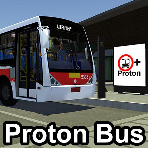 Proton Bus Simulator v223 Apk Mod