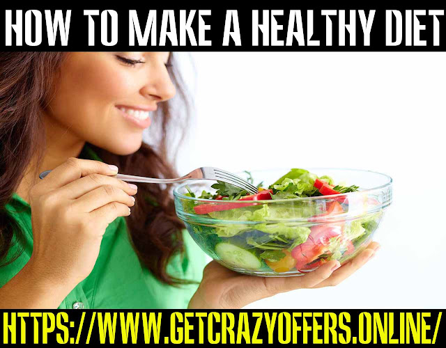 What is the key to a healthy diet?