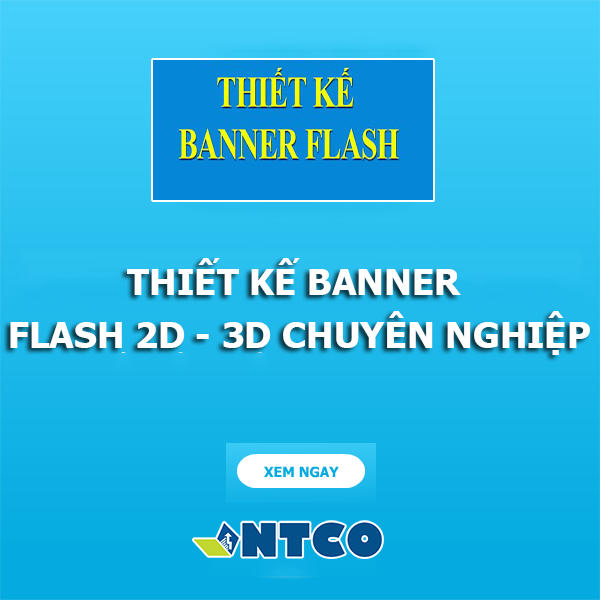 thiet ke banner flash
