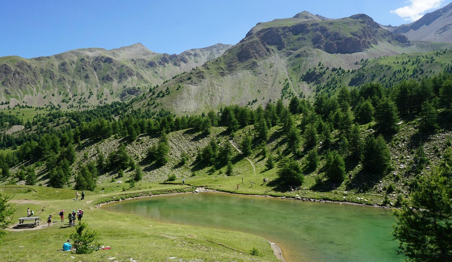 Lac Ste Marguerite 2227m Les Orres