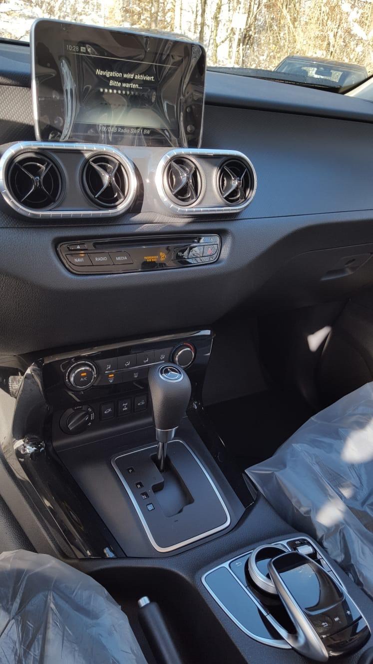 從無到有:無極生太極!: 外匯車學堂 從德國引進BENZ X250D 要多少錢??
