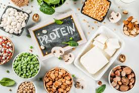 How much protein does the body need?