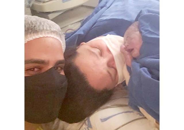 Novo prefeito celebra nascimento de filho em meio à pandemia