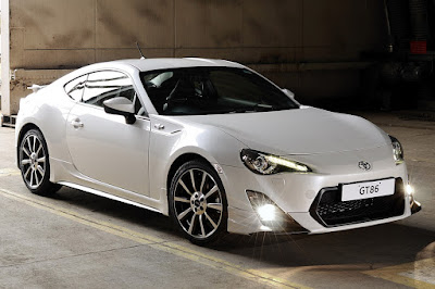Toyota GT86 super car