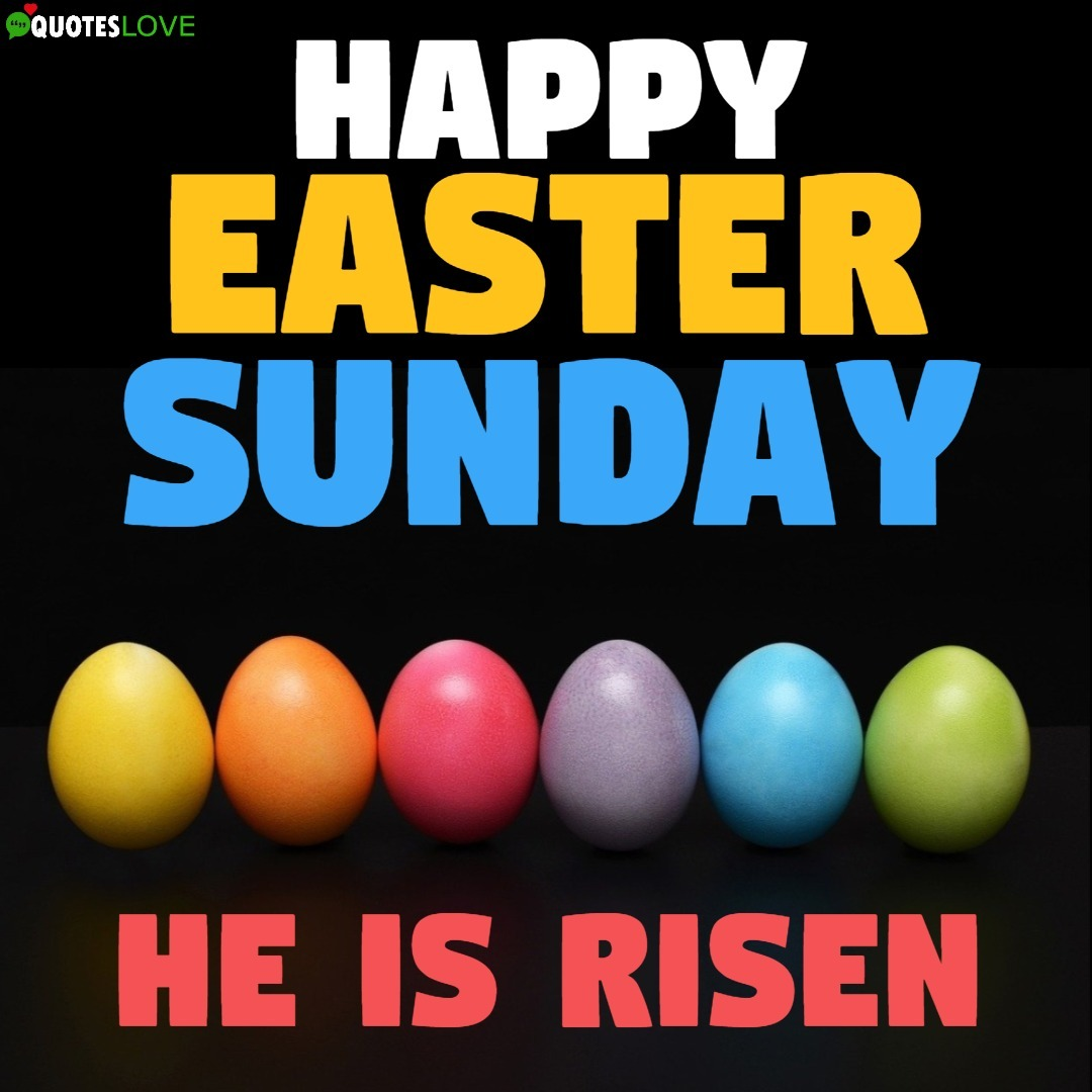 Happy Easter Sunday Images, Photos, Pictures, Wallpaper