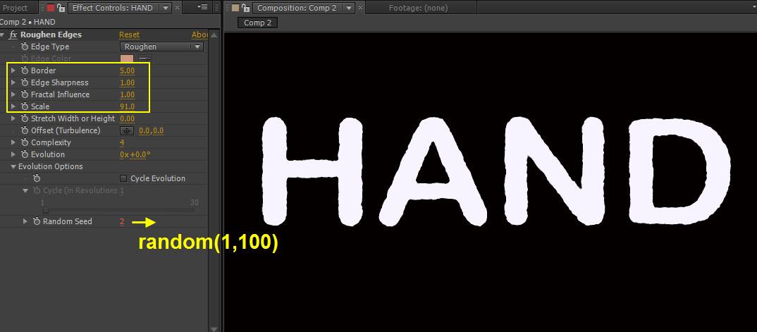 Hand line 15