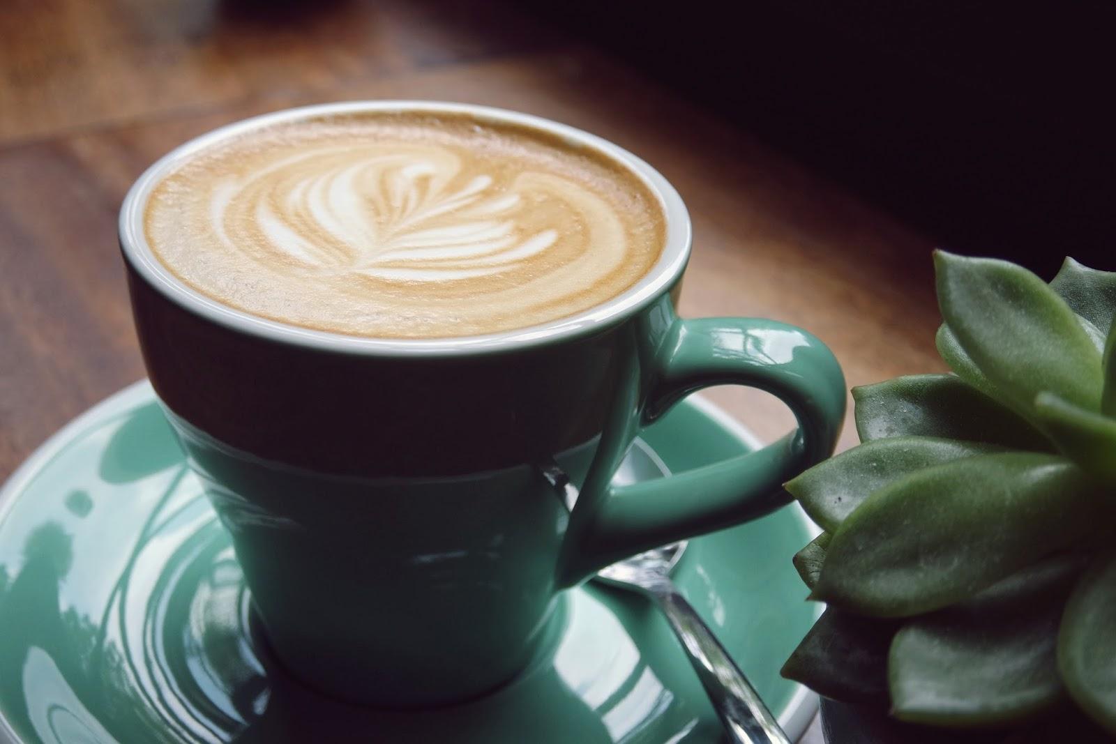 Fillmore Coffee : Seperti di Dunia Lain - Cappucino
