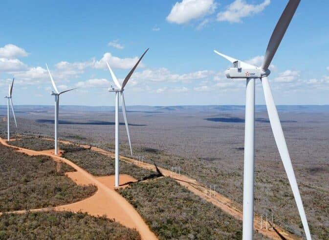 Tucano: Obras do Complexo Eólico aquece economia com modernização da geração de energia