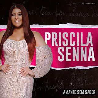 Priscila Senna - A Musa - Amante Sem Saber - Promocional de Dezembro - 2020