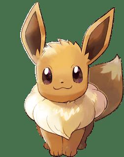 Eevee - Pokémon Let's Go Pikachu & Eevee