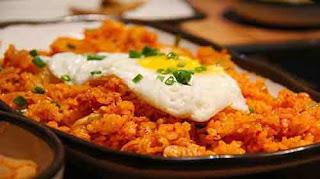 Resep nasi goreng telur