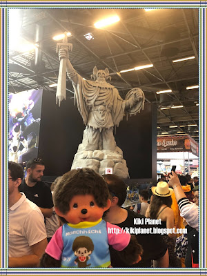 monchhichi kiki japan expo 2018 cosplayer odin saint seia