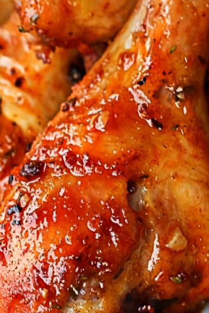 Baked Paprika Chicken Legs Recipe