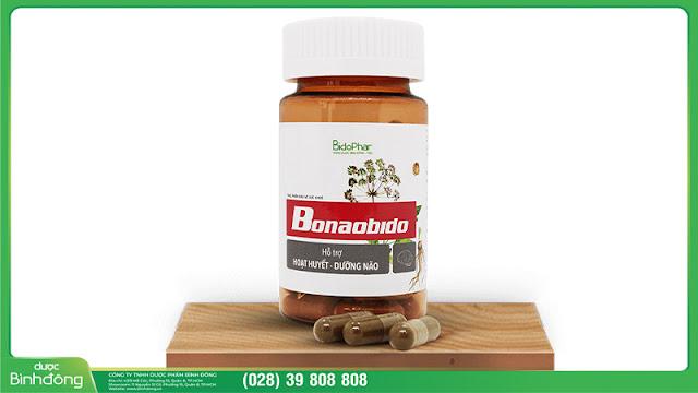 Sản phẩm Bonaobido - Dược Bình Đông