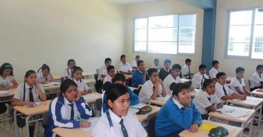 DRE Ayacucho contratará nuevos docentes para reemplazar a huelguistas desde mañana jueves, informó el Gobierno Regional